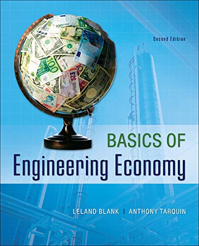9780073376356: Basics of Engineering Economy