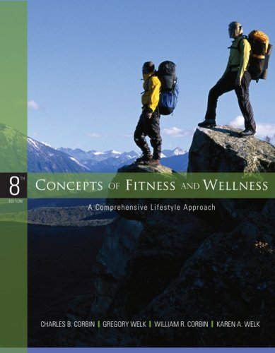 9780073376387: Concepts of Fitness and Wellness: A Comprehensive Lifestyle Approach