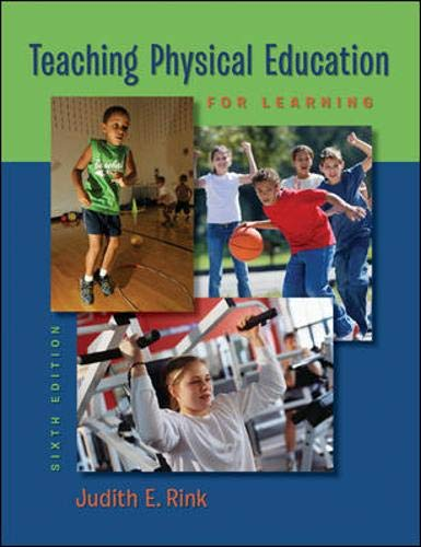 9780073376523: Teaching Physical Education for Learning