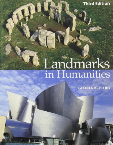9780073376646: Landmarks in Humanities, 3rd Edition