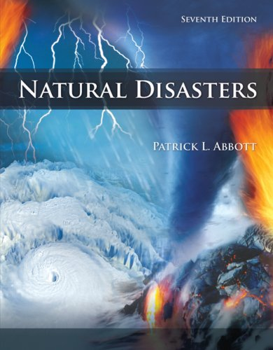 9780073376691: Natural Disasters