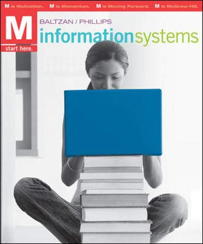 9780073376837: M: Information Systems