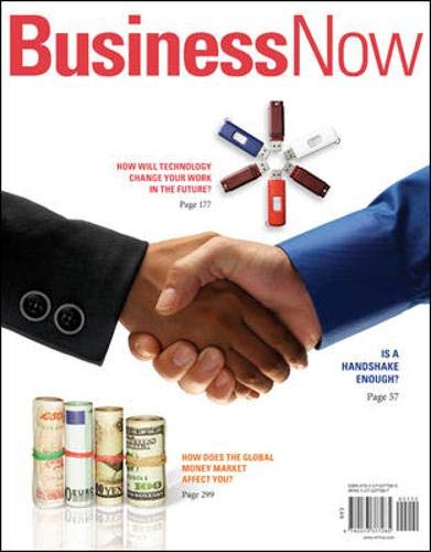 Business Now (w/out ConnectPlus Access): Shah