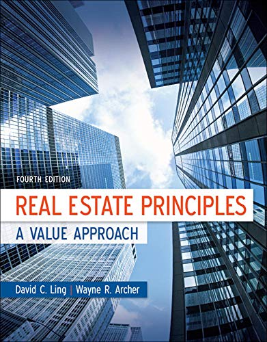 9780073377346: Real Estate Principles: A Value Approach (McGraw-Hill/Irwin Series in Finance, Insurance and Real Estate (Hardcover))
