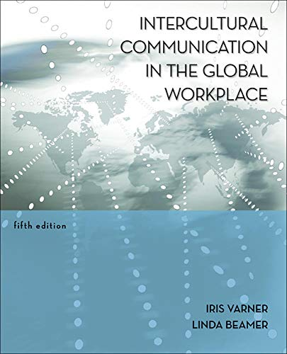 9780073377742: Intercultural Communication in the Global Workplace (Irwin Business Communications)