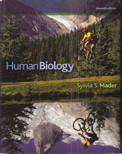 9780073377988: Human Biology
