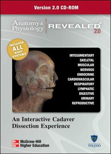 9780073378039: Anatomy & Physiology Revealed Online Version 2.0 24 Month Student Access Card