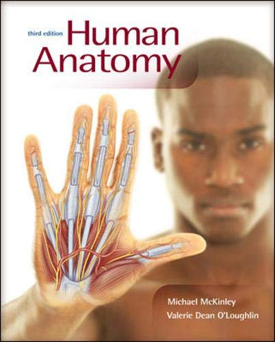 9780073378091: Human Anatomy, 3rd Edition