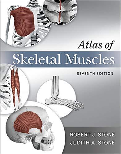 9780073378169: Atlas of Skeletal Muscles (WCB Applied Biology)