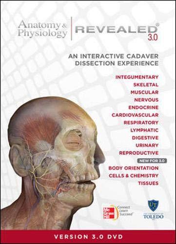 Anatomy & Physiology Revealed Version 3.0 DVD: Toledo, The University