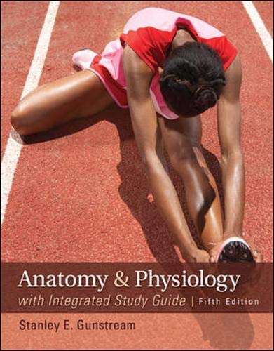 9780073378237: Anatomy & Physiology with Integrated Study Guide