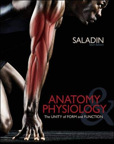 9780073378251: Anatomy & Physiology: The Unity of Form and Function
