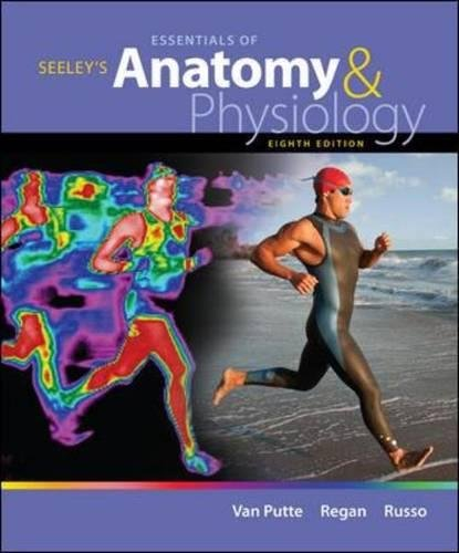 9780073378268: Seeley's Essentials of Anatomy and Physiology, 8th Edition