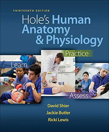 9780073378275: Hole's Human Anatomy & Physiology