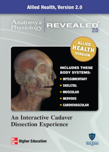 9780073378312: Anatomy & Physiology Revealed (Allied Health Version) CD