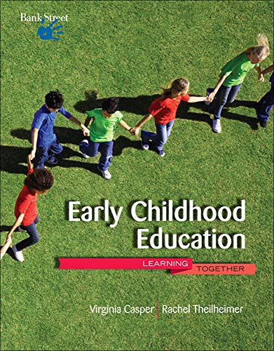 9780073378480: Early Childhood Education: Learning Together