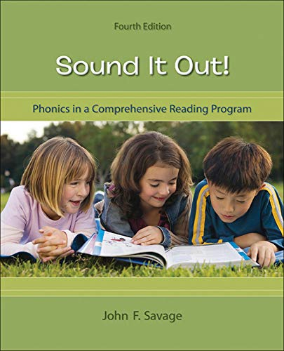 9780073378602: Sound It Out! Phonics in a Comprehensive Reading Program