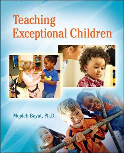 9780073378695: Teaching Exceptional Children
