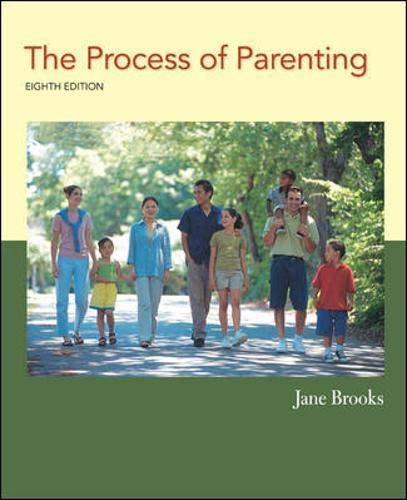 9780073378763: The Process of Parenting