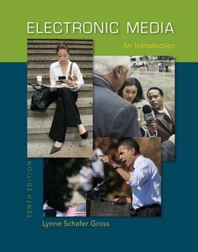 9780073378862: Electronic Media: An Introduction