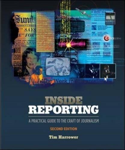 9780073378916: Inside Reporting