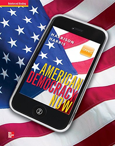 9780073379074: American Democracy Now