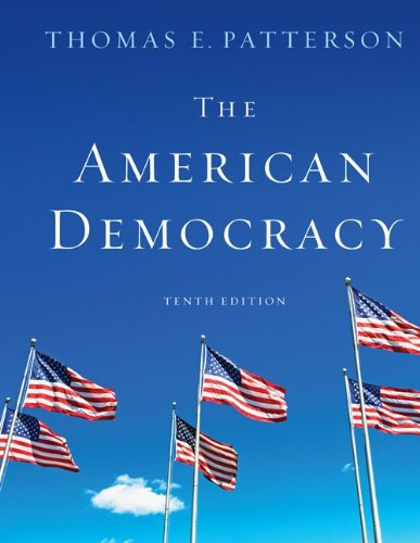 9780073379098: The American Democracy