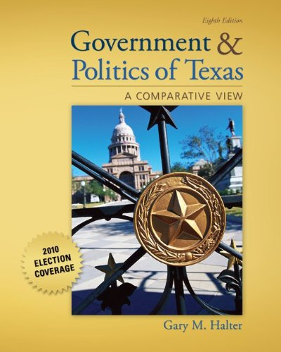 9780073379142: Government and Politics of Texas