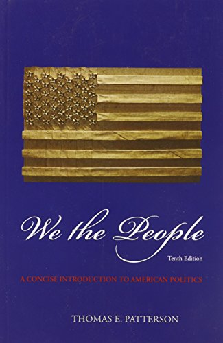 We The People: Patterson, Thomas