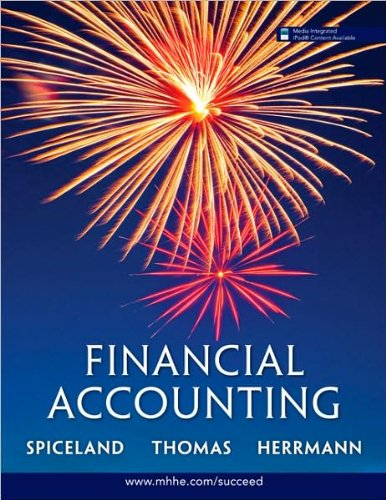 9780073379333: Financial Accounting