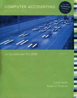 9780073379388: Computer Accounting Essentials Using QuickBooks
