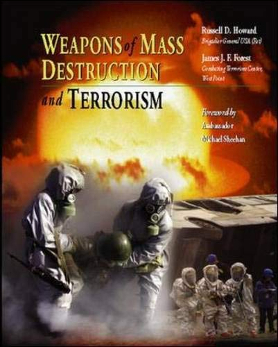 9780073379708: Weapons of Mass Destruction and Terrorism (Textbook)