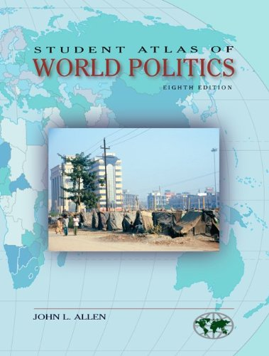 9780073379722: Student Atlas of World Politics