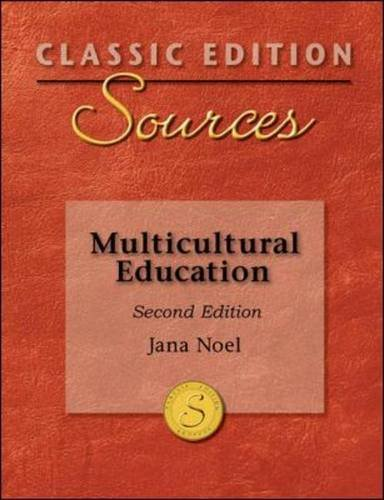 9780073379739: Classic Edition Sources: Multicultural Education