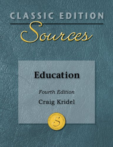 9780073379746: Classic Edition Sources: Education