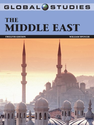 9780073379784: Global Studies: The Middle East