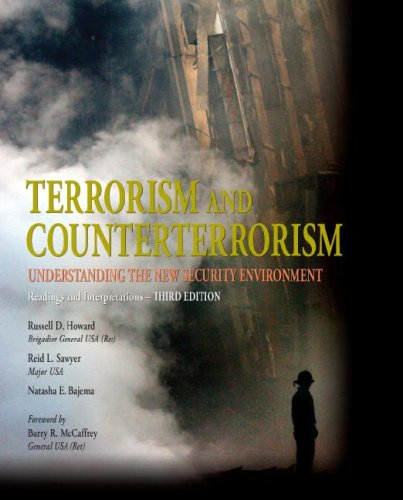 9780073379791: Terrorism and Counterterrorism: Understanding the New Security Environment, Readings and Interpretations (Textbook)