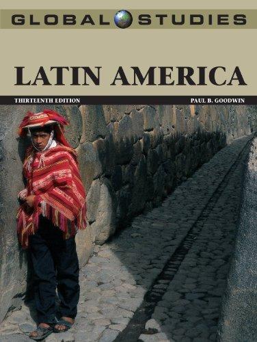 9780073379821: Latin America (Global Studies)
