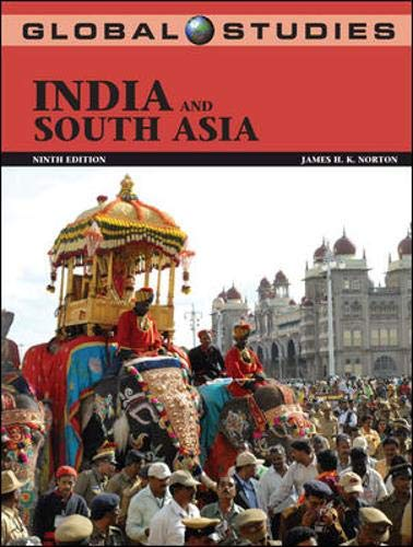 9780073379869: Global Studies: India and South Asia