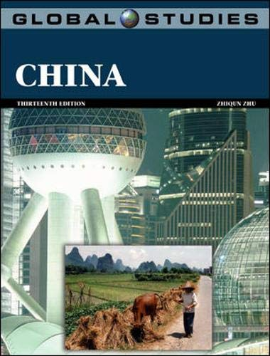 9780073379876: Global Studies: China