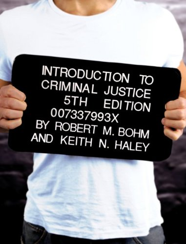 9780073379937: Introduction to Criminal Justice