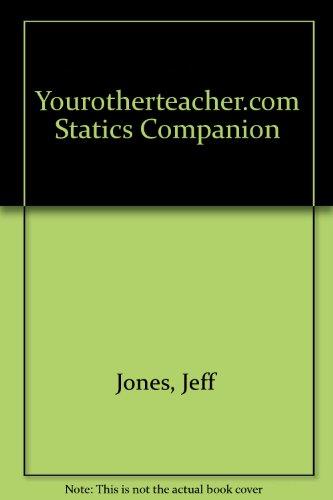 9780073380148: YourOtherTeacher.com Statics Companion