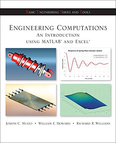 9780073380162: Engineering Computation: An Introduction Using MATLAB and Excel