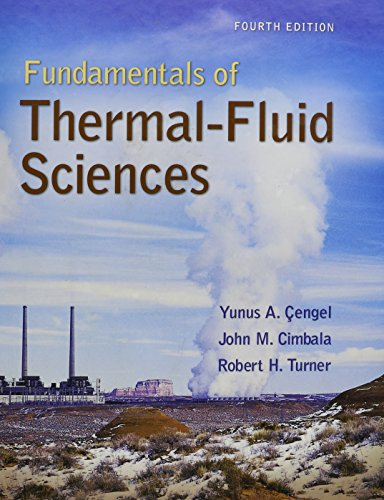 9780073380209: Fundamentals of Thermal-Fluidsciences