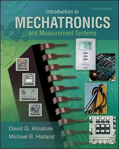 9780073380230: Introduction to Mechatronics and Measurement Systems (Mechanical Engineering)