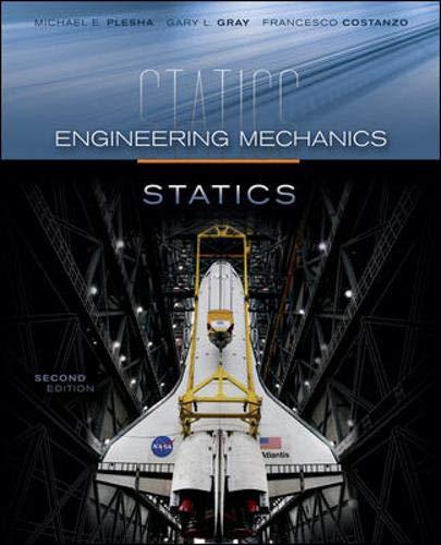 9780073380292: Engineering Mechanics: Statics (Mechanical Engineering)