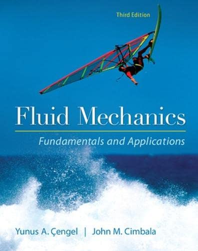9780073380322: Fluid Mechanics Fundamentals and Applications