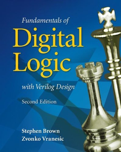 9780073380339: Fundamentals of Digital Logic with Verilog Design [With CDROM]