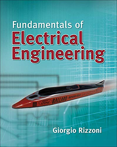 9780073380377: Fundamentals of Electrical Engineering (Irwin Electronics & Computer Enginering)
