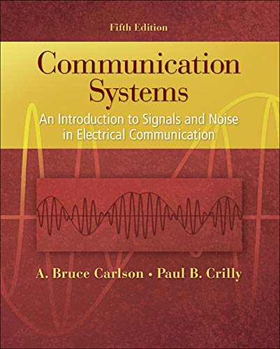 9780073380407: Communication Systems (Irwin Electronics & Computer Enginering)